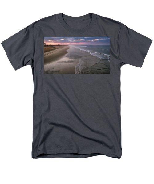 Daybreak Men's T-Shirt  (Regular Fit) by Tammy Espino