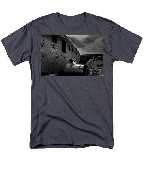 Dc-3 Men's T-Shirt  (Regular Fit) by Gunnar Orn Arnason