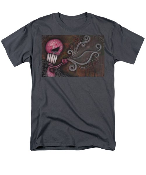 Deception Men's T-Shirt  (Regular Fit) by Abril Andrade Griffith