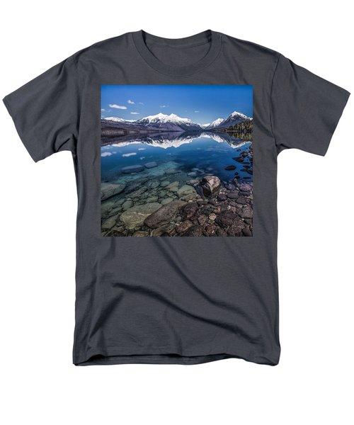 Deep Freeze Men's T-Shirt  (Regular Fit)