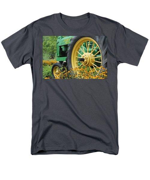 Deere 2 Men's T-Shirt  (Regular Fit) by Lynn Sprowl