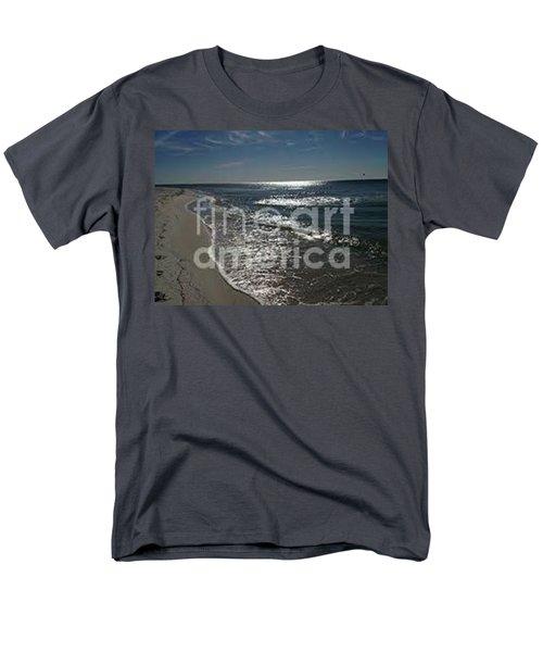 Diamond Mine Men's T-Shirt  (Regular Fit) by Laurie L