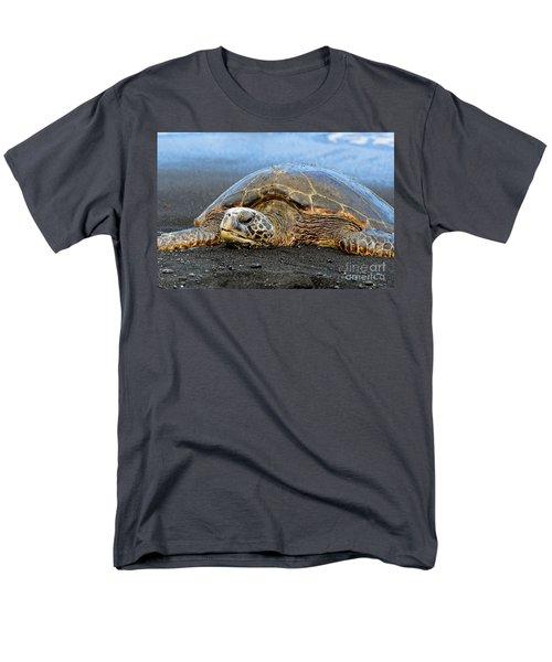 Do Not Disturb Men's T-Shirt  (Regular Fit) by David Lawson