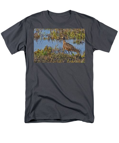 Men's T-Shirt  (Regular Fit) featuring the photograph Do You Like My Stylish Beak by Gary Holmes