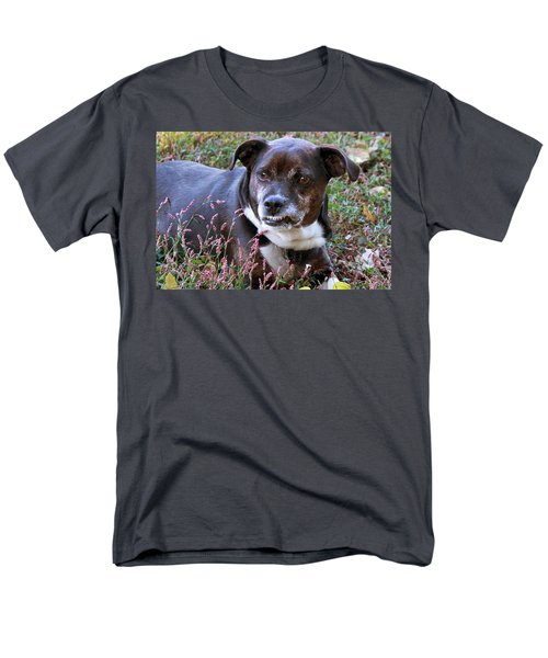 Dogg Men's T-Shirt  (Regular Fit) by Bonnie Willis