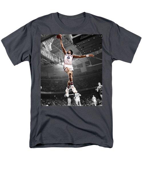 Dr J Men's T-Shirt  (Regular Fit) by Brian Reaves