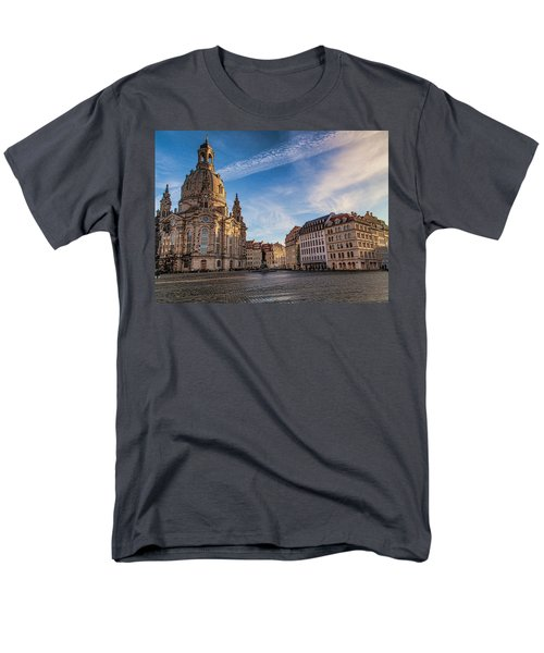 Dresden Frauenkirche Men's T-Shirt  (Regular Fit)