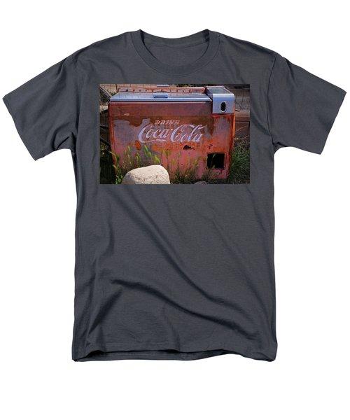 Drink Coca Cola Men's T-Shirt  (Regular Fit) by Lynn Sprowl