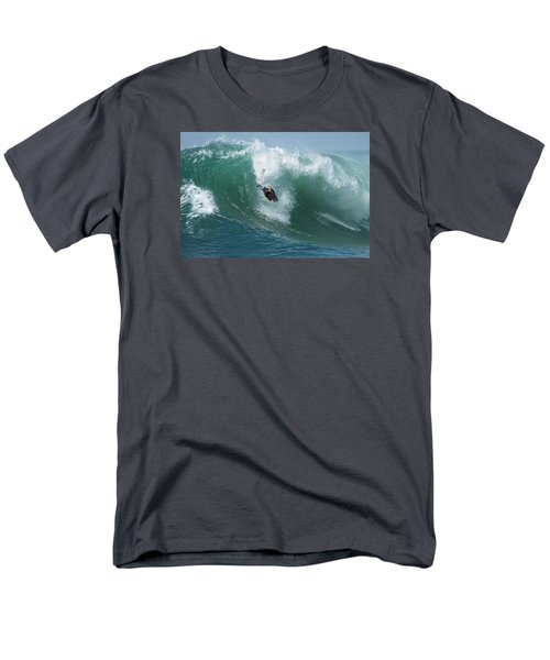 Dropping In Men's T-Shirt  (Regular Fit) by Duncan Selby