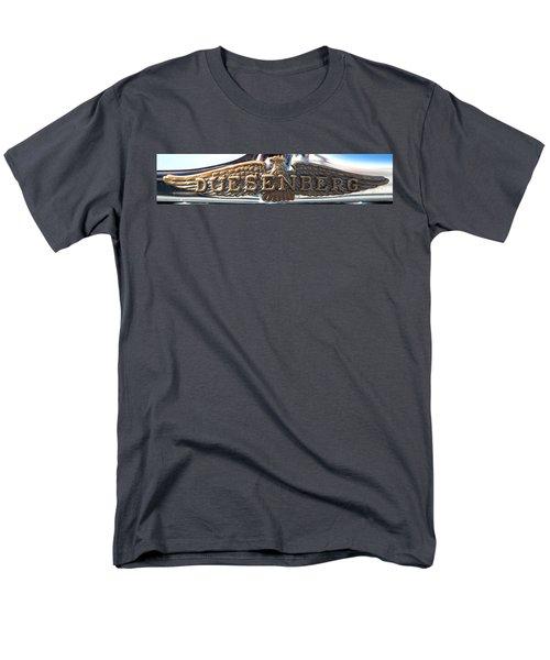 Men's T-Shirt  (Regular Fit) featuring the photograph Duesenberg  by Rebecca Davis