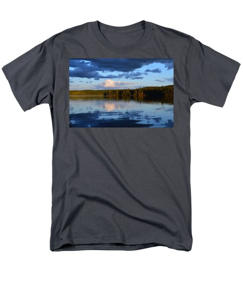 Dusk After A Storm Men's T-Shirt  (Regular Fit) by David Porteus