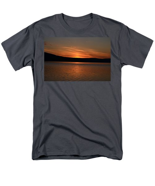 Dying Breath Of The Day Men's T-Shirt  (Regular Fit) by James Petersen