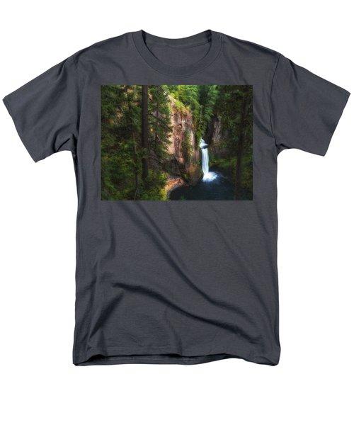 Earthen Tears Men's T-Shirt  (Regular Fit)