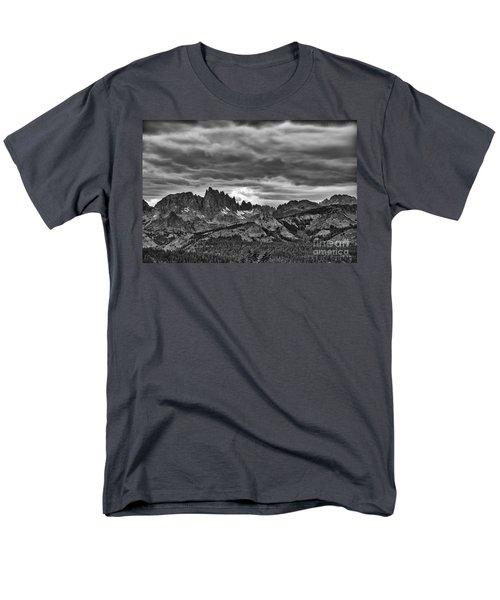 Eastern Sierras Summer Storm Men's T-Shirt  (Regular Fit)
