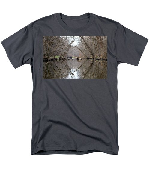 Eldon's Reflection Men's T-Shirt  (Regular Fit) by Bruce Patrick Smith