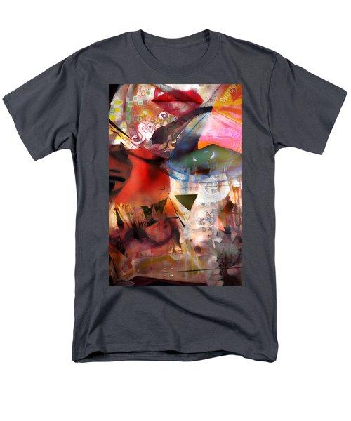 Elements Of Estrogen  Men's T-Shirt  (Regular Fit) by Jerry Cordeiro