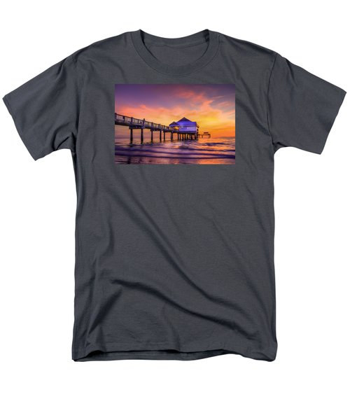 End Of The Day Men's T-Shirt  (Regular Fit) by Marvin Spates