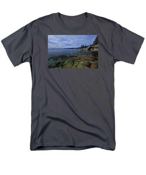 Men's T-Shirt  (Regular Fit) featuring the photograph Enter Willingly  by Sean Sarsfield