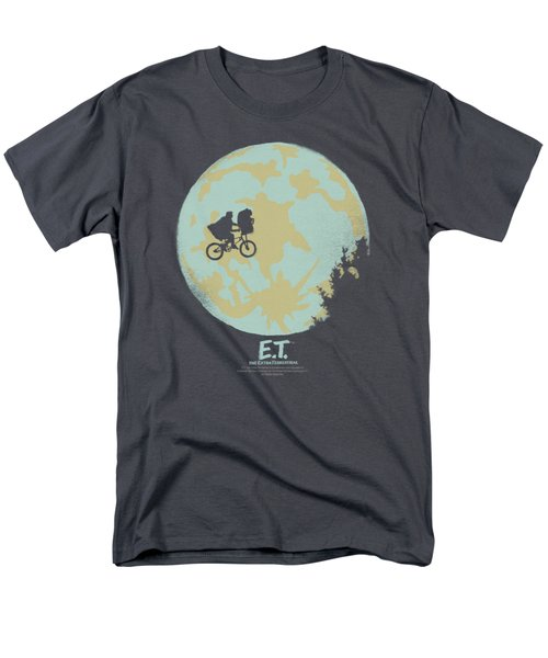 Et - In The Moon Men's T-Shirt  (Regular Fit) by Brand A