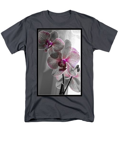 Ethereal Orchid Men's T-Shirt  (Regular Fit)