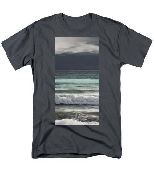 Even Tides Men's T-Shirt  (Regular Fit) by David Hansen