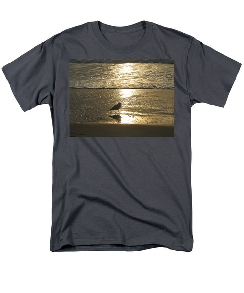 Evening Stroll For One Men's T-Shirt  (Regular Fit) by Judith Morris