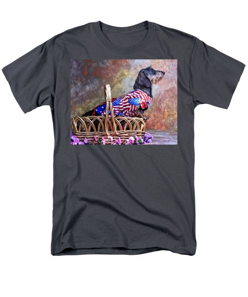 Men's T-Shirt  (Regular Fit) featuring the photograph Evita by Jim Thompson
