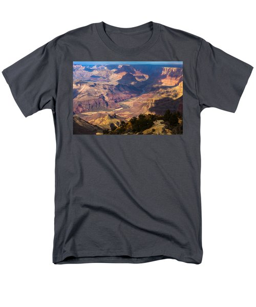 Expanse At Desert View Men's T-Shirt  (Regular Fit)