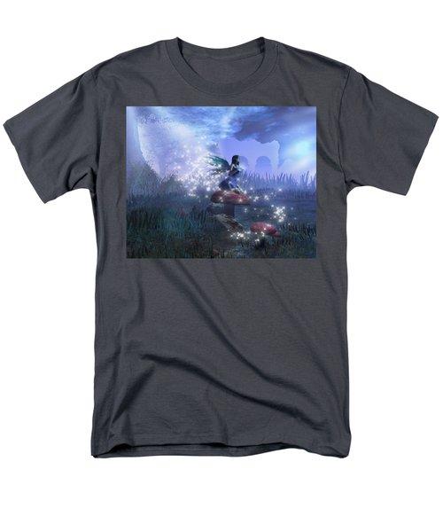 Faerie Men's T-Shirt  (Regular Fit) by David Mckinney