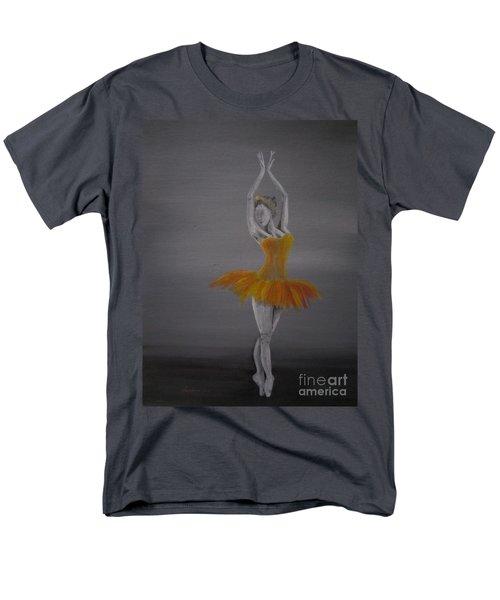 Fall Dancer 2 Men's T-Shirt  (Regular Fit) by Laurianna Taylor