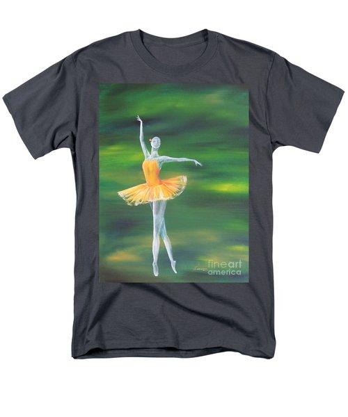 Fall Dancer 3 Men's T-Shirt  (Regular Fit) by Laurianna Taylor