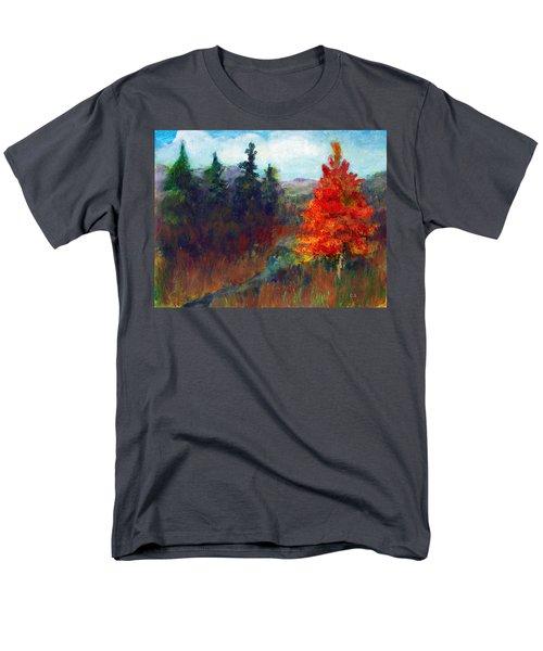 Fall Day Men's T-Shirt  (Regular Fit)