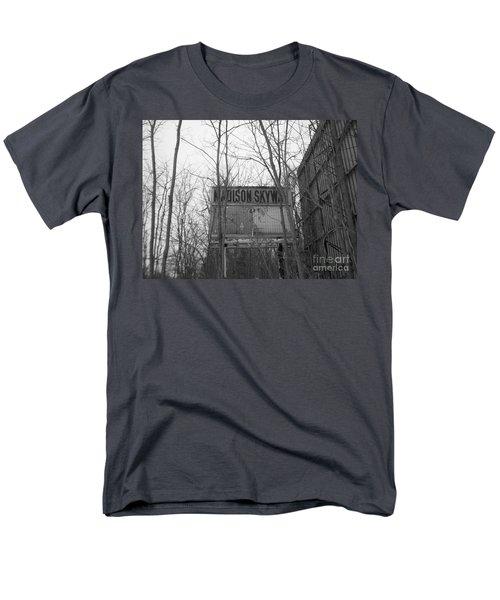 Men's T-Shirt  (Regular Fit) featuring the photograph Family Night  by Michael Krek
