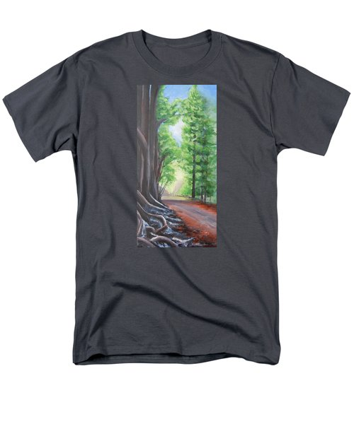 Faraway Men's T-Shirt  (Regular Fit) by Jane  See