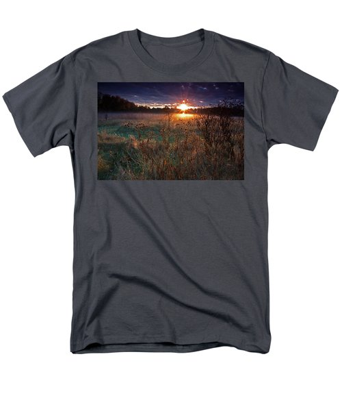 Field Of Dreams Men's T-Shirt  (Regular Fit) by Suzanne Stout