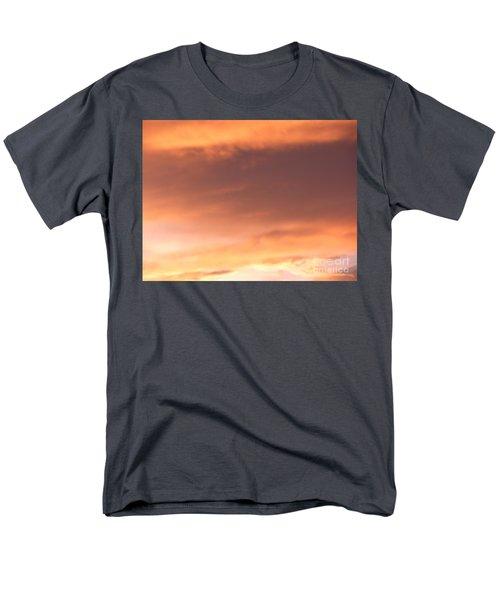 Fire Skyline Men's T-Shirt  (Regular Fit) by Joseph Baril