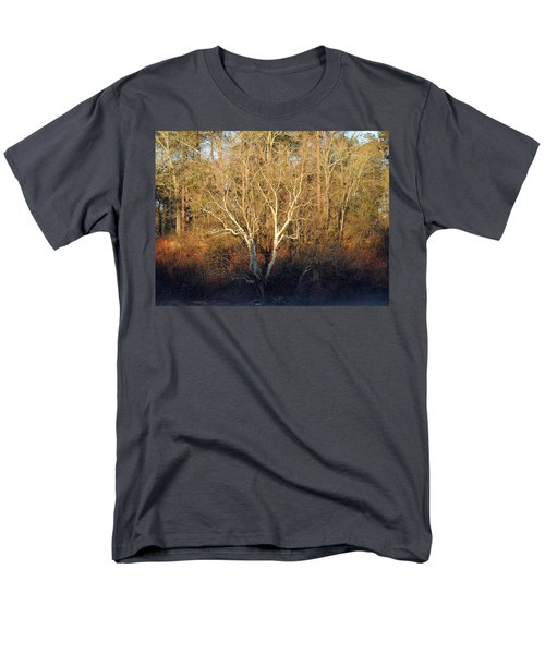 Men's T-Shirt  (Regular Fit) featuring the photograph Flint River 16 by Kim Pate