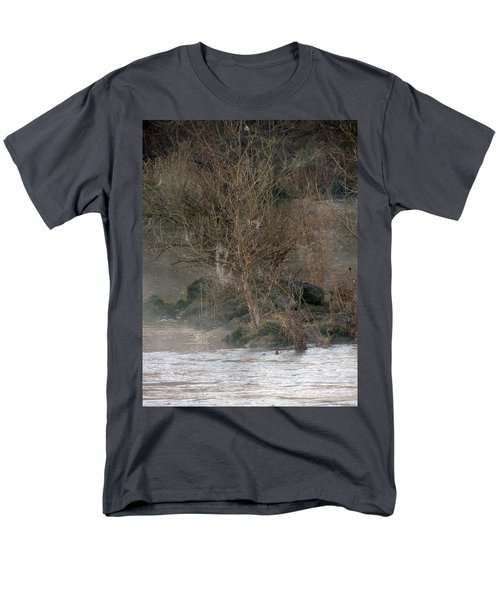 Men's T-Shirt  (Regular Fit) featuring the photograph Flint River 19 by Kim Pate