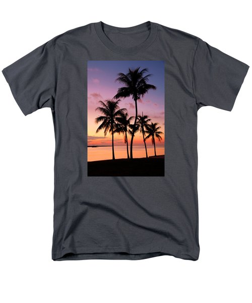 Florida Breeze Men's T-Shirt  (Regular Fit) by Chad Dutson