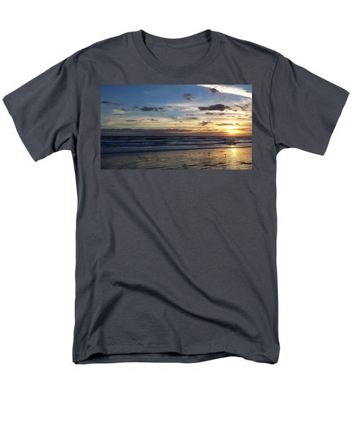 Men's T-Shirt  (Regular Fit) featuring the photograph Florida Sunrise by Ally  White