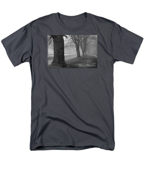 Men's T-Shirt  (Regular Fit) featuring the photograph Foggy Day by Randi Grace Nilsberg
