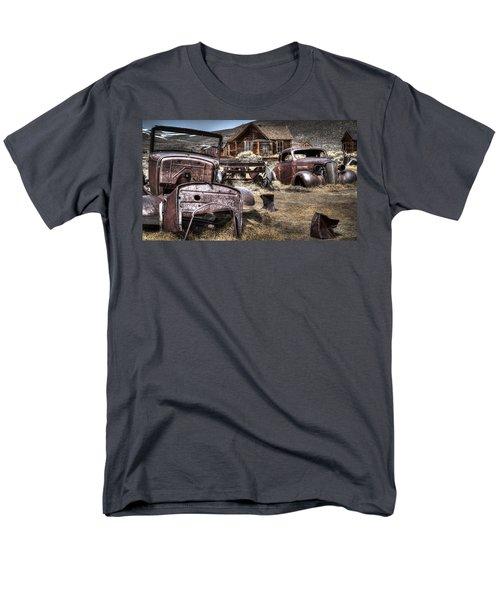 Forgoten Men's T-Shirt  (Regular Fit) by Eduard Moldoveanu