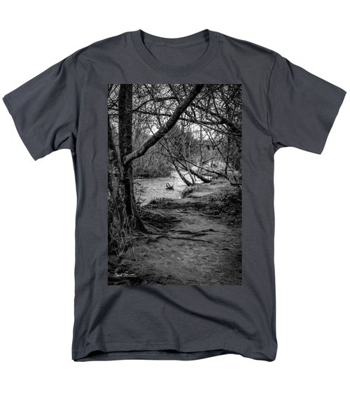 Forgotten Path Men's T-Shirt  (Regular Fit)