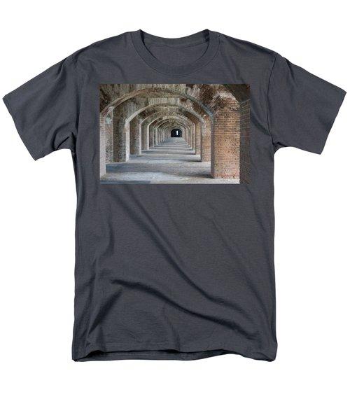 Fort Jefferson Arches Men's T-Shirt  (Regular Fit)