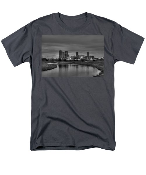 Fort Worth Men's T-Shirt  (Regular Fit) by Jonathan Davison