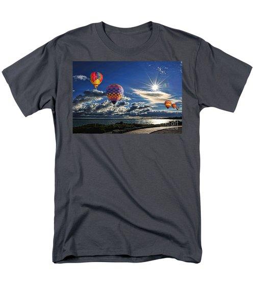 Free As A Bird Men's T-Shirt  (Regular Fit) by Andrea Kollo