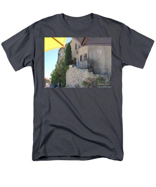 French Riviera - Ramatuelle Men's T-Shirt  (Regular Fit) by HEVi FineArt
