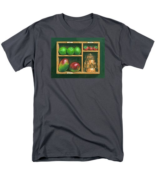 Fruit Shelf Men's T-Shirt  (Regular Fit) by Brian James