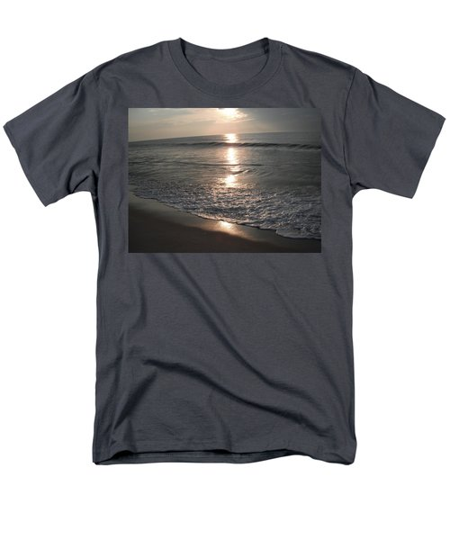 Ocean - Gentle Morning Waves Men's T-Shirt  (Regular Fit)