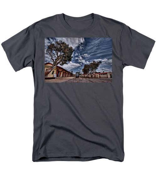 Men's T-Shirt  (Regular Fit) featuring the photograph Going To Jerusalem by Ron Shoshani